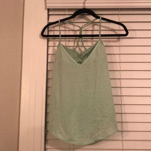 lululemon Racer Tank with Built-in Bra